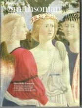 Smithsonian Magazine December 1992 Piero della Francesca on cover