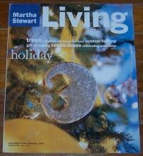 Martha Stewart Living December 1994/January 1995 A Swedish Christmas Eve