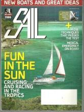 Sail Magazine December 2005 Tobago Cays on the Cover/Cruising with Kids