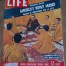 Life Magazine December 23, 1957  Special Double Issue America's World Abroad