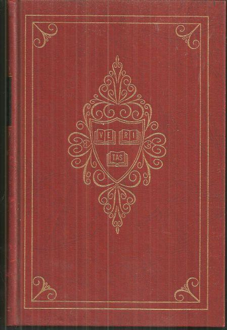 Voyages and Travels Ancient and Modern Harvard Classic 1963 Volume 33 Red Cover