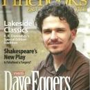 Fine Books and Collections Magazine Winter 2011 Dave Eggers On the Cover