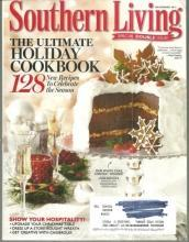 Southern Living Magazine December 2011 The Ultimate Holiday Cookbook