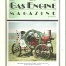 Gas Engine Magazine January 1992 1910 4 HP IHC Famous #SA6545 on Cover