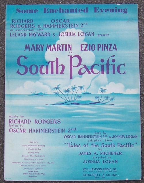 Some Enchanted Evening From South Pacific 1949 Music