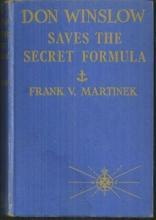 Don Winslow Saves the Secret Formula by Frank Martinek 1941 Illustrated
