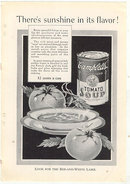 Campbell Tomato Soup 1926 Advertisement