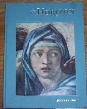 Horizon Magazine of the Arts January 1962 Communication Satellites, The Vatican