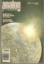 Analog Science Fiction Science Fact Magazine January 5, 1981 David Palmer