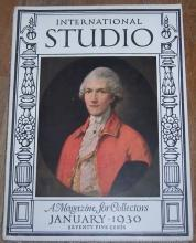 International Studio with Connoisseur Magazine January 1930 Thomas Eakin's Art