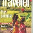 Conde Nast Traveler Magazine December 1992 Pure Paradise Island Finder