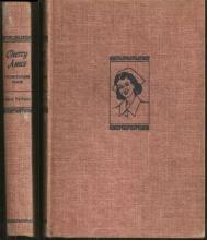 Cherry Ames Mountaineer Nurse by Julie Tatham 1951 Red Tweed Cover #12