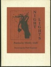 Night Lights Poems by Mindy Aloff Illustrated by Pati Wagoner Signed 1979