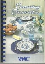 Country Favorites Favorite Recipes of VME Microsystems Huntsville, Albama