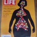 Life Magazine January 26, 1968 Dangerous Diet Pills on cover/Cream/Grande Dames