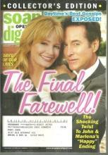 Soap Opera Digest Magazine January 27 2009 John and Marlena Days' Final Farewell