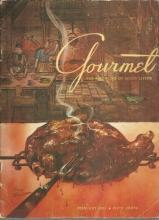 Gourmet Magazine February 1953 Revolutionary Roasts and Song of the Soup Kettle