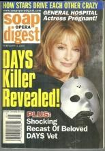 Soap Opera Digest Magazine February 3, 2004 Days Killer Revealed on the Cover