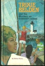 Trixie Belden and the Mystery on Cobbett's Island by Kathryn Kenny #13 1971