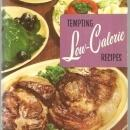 Tempting Low Calorie Recipes Edited by Melanie De Proft 1956 Cookbook Illus