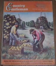 Country Gentleman Magazine February 1942 World War II/Victory in the Kitchen