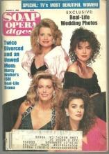 Soap Opera Digest March 21, 1989 TV's Most Beautiful Women on the Cover