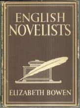 English Novelists by Elizabeth Bowen 1946 Britain in Pictures with Dust Jacket
