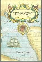 Stowaway by Karen Hesse Illustrated by Robert Andrew Parker 2000 1st edition DJ