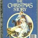 Christmas Story by Jane Werner Illustrated by Eloise Wilkin 1980 Little Golden