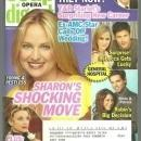 Soap Opera Digest March 3, 2009 Sharon's Shocking Move on Young and Restless
