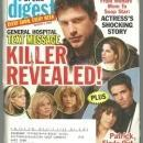 Soap Opera Digest March 4, 2008 Text Message Killer Revealed on General Hospital