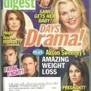 Soap Opera Digest Magazine March 31, 2009  Days Drama on the Cover