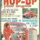 How to Hop-Up Your Engine Magazine March 1962 Red Bomber on the Cover