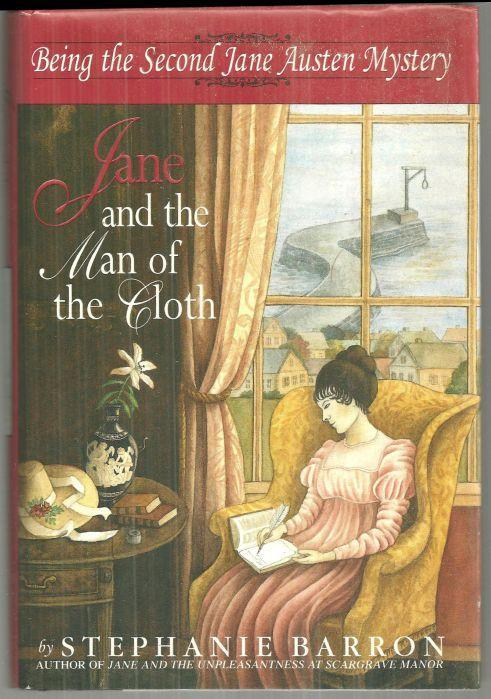 Jane and the Man of the Cloth Being the Second Jane Austen Mystery 1997 1st w/DJ
