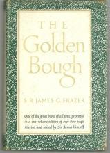 Golden Bough a Study in Magic and Religion Volume I Abridged Edition 1951 DJ