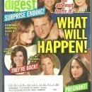 Soap Opera Digest Magazine April 15, 2008 What Will Happen on the Cover
