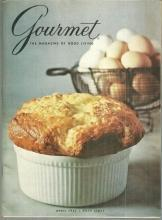 Gourmet Magazine April 1967 Montreal, Chablis, Garlic, Chocolate, Souffles