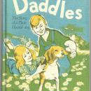 Daddles the Story of a Plain Hound-Dog by Ruth Sawyer 1964 Children's Story