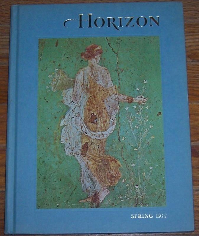 Horizon Magazine of the Arts Spring 1972 Springs Alarm Clocks/Mary Wollstonecraft