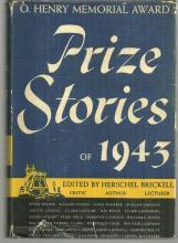 O. Henry Memorial Award Prize Stories of 1943 Twenty-Fifth Anniversary Edition