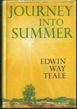 Journey Into Summer by Edwin Way Teale 1960 with Dust Jacket True Adventure