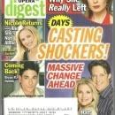 Soap Opera Digest Magazine April 8, 2008 Days Casting Shockers on the Cover