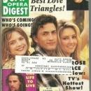 Soap Opera Digest Magazine April 12, 1994 Melrose Place on the Cover