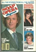 Soap Opera Digest April 13, 1982 Anthony Geary/Kim Delaney/Jack Coleman Cover