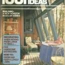 1001 Home Ideas Magazine April 1982 Vacation in Vancouver, Party Time in 30 Mins