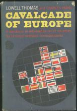 Cavalcade of Europe A Handbook of 22 Countries edited by Lowell Thomas 1960