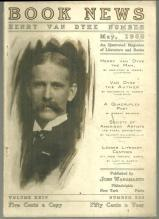 Book News Magazine May 1906 Henry Van Dyke Number/Society of American Artists