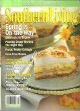 Southern Living Magazine February 2007 Alabama People and Places