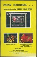 Oak Hill Gardens, Dundee, Illinois Catalog of Unusual Plants 1985 Orchids