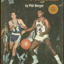Heroes of Pro Basketball by Phil Berger 1968 Illustrated Pro Basketball Library
